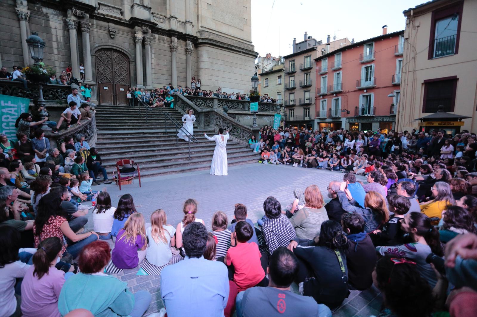 El Sismògraf, festival de dansa a Olot