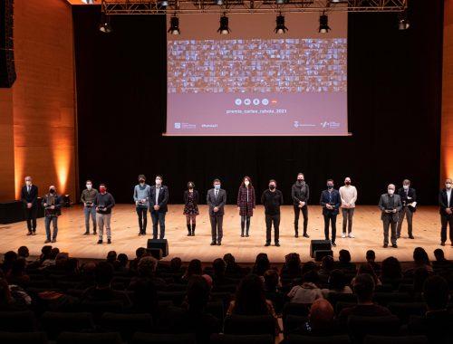 XII Premis Carles Rahola 2021, entrega de guardons