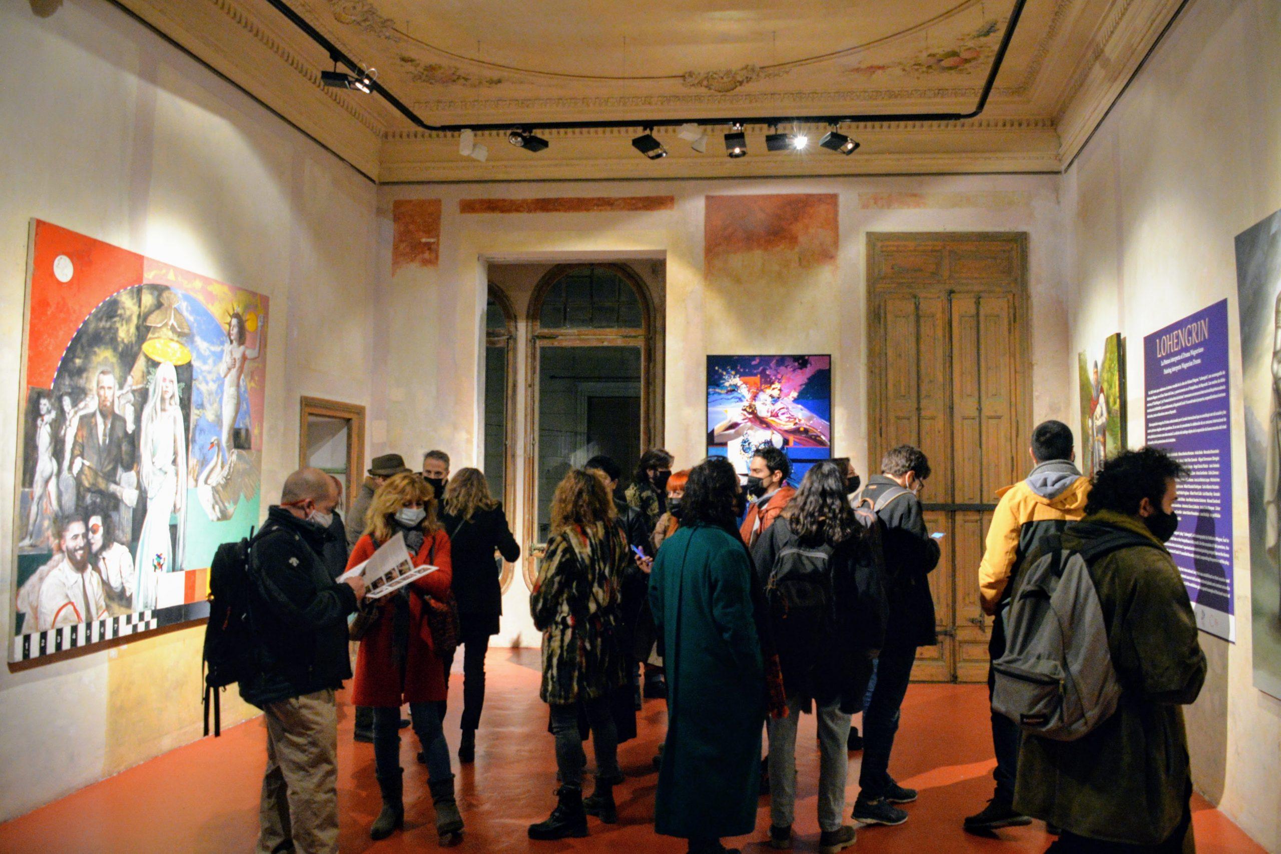 Concurs internacional de pintura Lohengrin