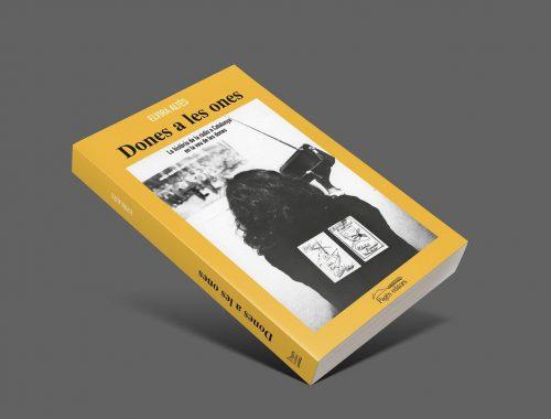 Llibre Dones a les ones, escrit per Elvira Altés