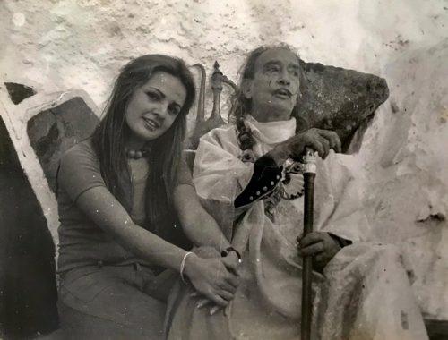 Glòria Bosch i Dalí a Les Bernardes