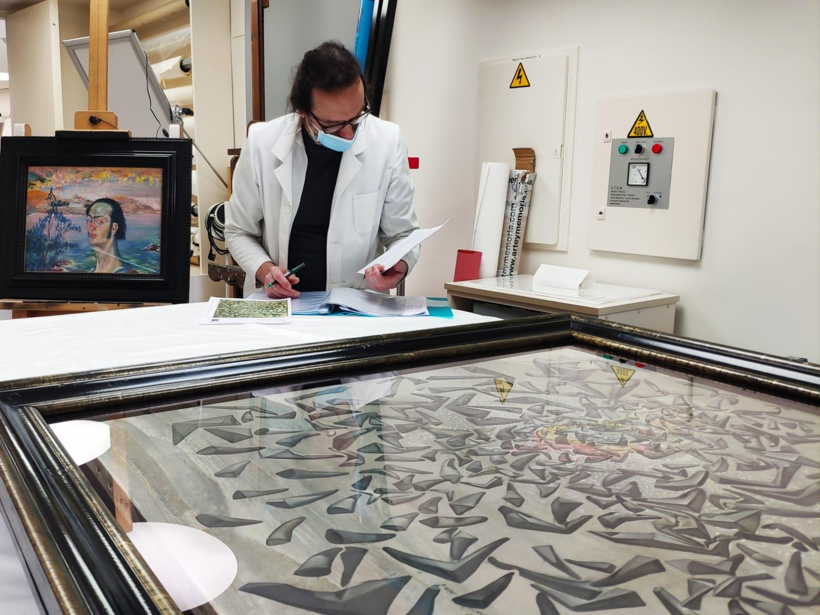 Exposició de la Fundació Dalí al MART, Itàlia