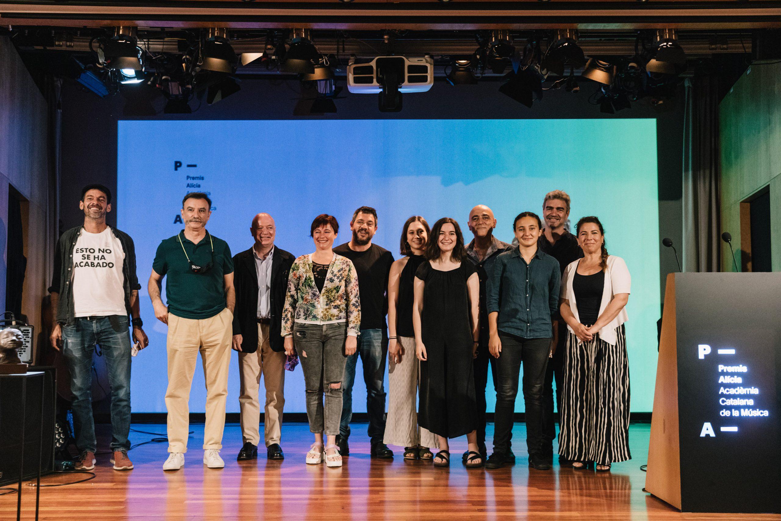 Premis Alícia 2021